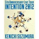 中古邦楽Bluray Disc 鈴村健一  KENICHI SUZUMURA 5TH ANNIVERSARY LIVE TOUR INTENTION 2012