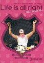 【エントリーでポイント10倍!(6月11日01:59まで!)】【中古】邦楽DVD ゴールデンボンバー / Life Is all right 2011.5.17 TOKYO DOME CITY HALL feat.樽美酒 研二