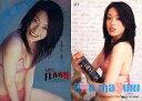 【中古】コレクションカード(女性)/ミス FLASH オフィシャルカードコレクション SP-3 : ますきあこ/スペシャルカード(ホイル仕様)/ミス FLASH オフィシャルカードコレクション