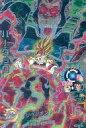 【中古】ドラゴンボールヒーローズ/アルティメットレア/【ギャラクシーミッション編】GM6弾 HG6-SEC [アルティメットレア] : バーダック