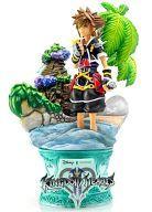 【中古】トレーディングフィギュア ディスティニーアイランド 「キングダムハーツII フォーメーションアーツ Vol.3」
