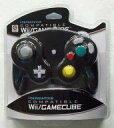 【新品】NGCハード Wii/GAMECUBE COMPATIBLE CONTROLLER (BLACK) [M05819-BK]