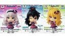 【中古】トレーディングフィギュア 全3種セット 「ちびきゅんキャラ アイドルマスター 生っすか!?コレクション vol.1」