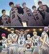 【中古】ポスター(アニメ) 全2種セット デラックスクリアポスター〜誠凛・キセキの世代〜 「黒子のバスケ」