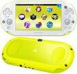 【中古】PSVITAハード PlayStaiton Vita本体 Wi-Fiモデル ライムグリーン・ホワイト[PCH-2000]