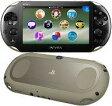 【中古】PSVITAハード PlayStaiton Vita本体 Wi-Fiモデル カーキ・ブラック[PCH-2000]