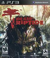 【中古】PS3ソフト 北米版 DEAD ISLAND RIPTIDE (18歳以上対象・国内版本体動作可)