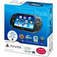 【中古】PSVITAハード PlayStaiton Vita本体 3G/Wi-Fiモデル Play! Game Pack[PCHJ-10012]