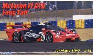 【中古】プラモデル 1/24 マクラーレンF1 GTR ロングテール ル・マン 1997 #44 「リアルスポーツカーシリーズ No.91」 [125794]【タイムセール】