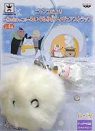 產品詳細資料,日本Yahoo代標|日本代購|日本批發-ibuy99|興趣、愛好|收藏|【中古】ストラップ(キャラクター) ニャンコ先生&カル ニャンコだより〜雪の日ほっこり〜ぬいぐるみ…