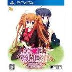 【中古】PSVITAソフト Lovely Quest -Unlimited-[通常版]