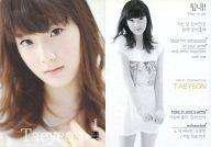 【中古】コレクションカード(女性)/少女時代スターコレクションSeason1 TA005 : TaeYeon(テ...