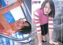 【中古】コレクションカード(女性)/雑誌「pure×2」付録トレーディングカード 026 : 上野なつひ/雑誌「pure×2」付録トレーディングカード