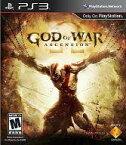 【中古】PS3ソフト 北米版 GOD OF WAR ASCENSION (18歳以上・国内版本体動作不可)