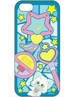【中古】携帯ジャケット・カバー(キャラクター) ネガ&アイテム iPhone5/5Sケース 「魔法の天使クリィミーマミ」画像