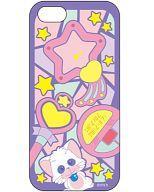 【中古】携帯ジャケット・カバー(キャラクター) ポジ&アイテム iPhone5/5Sケース 「魔法の天使クリィミーマミ」画像