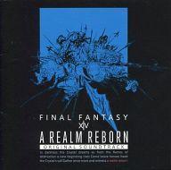 アニメ, その他 2524!P26.5Blu-ray Disc A REALM REBORN FINAL FANTASY XIV Original SoundtrackBlu-ray Disc Music