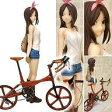 【中古】フィギュア 自転車と女の子 Atomic Bom Cycle vol.02 1/7PVC製塗装済完成品