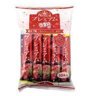 【新品】スナック菓子 お菓子◆プレミアムうまい棒明太子味 10本入【10P15Feb15】【画】