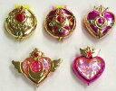 【中古】おもちゃ 全5種セット 「美少女戦士セーラームーン 変身コンパクトミラー/セーラームーン」