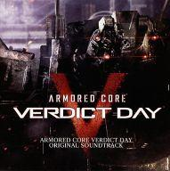 アニメ, その他 CD ARMORED CORE VERDICT DAY ORIGINAL SOUNDTRACK