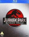 【中古】輸入洋画Blu-rayDisc JURASSIC PARK ULTIMATE TRILOGY