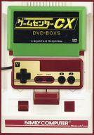 【中古】その他DVD ゲームセンターCX DVD-BOX 5 [初回版]