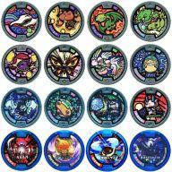 【中古】妖怪メダル [コード保証無し] 全16種セット 「妖怪ウォッチ 妖怪メダル 第三弾」【10P06May15】【画】