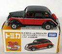 ミニカー トヨダ AA型乗用車(ブラック×レッド) 「トミカ あこがれの名車セレクション」 トイズドリームプロジェクト限定