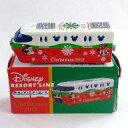 ミニカー ディズニーリゾートライン クリスマス 2012Ver.(ホワイト×グリーン×レッド) 「トミカ」 東京ディズニーリゾート限定