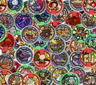 【中古】福袋 妖怪メダル 初代用・零式用 ごちゃまぜ50種セット【10P13Nov14】【画】