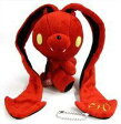【中古】キーホルダー・マスコット(キャラクター) 汎用赤悪魔型うさぎ 汎用うさぎ 悪魔型ぬいぐるみマスコット 「チャックスGP」