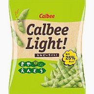 【新品】スナック菓子 お菓子◆【BOX】カルビーライト!さやえんどう (12個セット)【10P13Jun1...