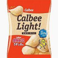 【新品】スナック菓子 お菓子◆【BOX】カルビーライト!ポテトチップ (12個セット)【タイムセ...