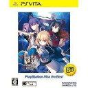 【中古】PSVITAソフト Fate/stay night[Realta Nua] [Best版]