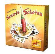 【新品】ボードゲーム 辛いだけでいいのか (Scharfe Schoten)【P25Jan15】【画】