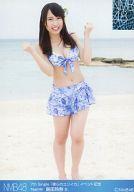 【中古】生写真(AKB48・SKE48)/アイドル/NMB48 B : 島田玲奈/「僕らのユリイカ」イベント記念生写真