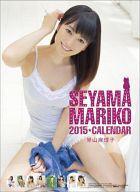【中古】カレンダー 脊山麻理子 2015年度カレンダー【05P05Sep15】【画】