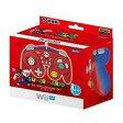 【中古】WiiUハード クラシックコントローラー マリオ(WiiU用)