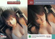 【中古】コレクションカード(女性)/sabra 熊田曜子 コレクションカード 2003 30 : 熊田曜子/レギュラーカード/sabra 熊田曜子 コレクションカード 2003