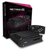 [上一页]超级游戏硬 RETRON 5 (黑色) [02P09Jul16] [图片]