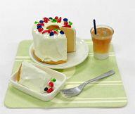 【中古】食玩 トレーディングフィギュア シフォンケーキ 「ぷちサンプルシリーズ12 カフェめし」