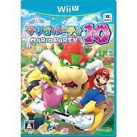 【中古】WiiUソフト マリオパーティ10[通常版]