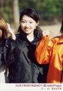 【中古】生写真(ハロプロ)/アイドル/モーニング娘。 モーニング娘。/飯田圭織/上半身・衣装黒・右手パー・野外/モー。10 復刻生写真