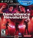 【中古】PS3ソフト 北米版 DANCE DANCE REVOLUTION (国内版本体動作可)