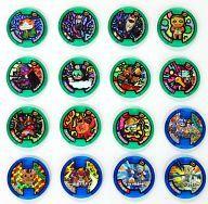【中古】妖怪メダル [コード保証無し] 全16種セット 「妖怪ウォッチ 妖怪メダル零(ゼロ) 第三弾」【10P06May15】【画】