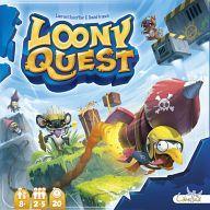 【送料無料】【smtb-u】【新品】ボードゲーム ルーニークエスト 多言語版(Loony Quest)【P27Mar...