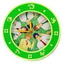 【中古】置き時計・壁掛け時計(キャラクター) 遙&真琴&渚&凛&怜 ボイスクロック 「Free!」