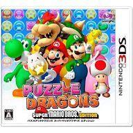 【新品】ニンテンドー3DSソフト PUZZLE & DRAGONS(パズドラ) スーパーマリオブラザーズ エデ...