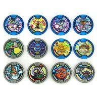【中古】妖怪メダル [コード保証無し] 全12種セット 「妖怪ウォッチ 妖怪メダルラムネ」【02P24Oct15】【画】